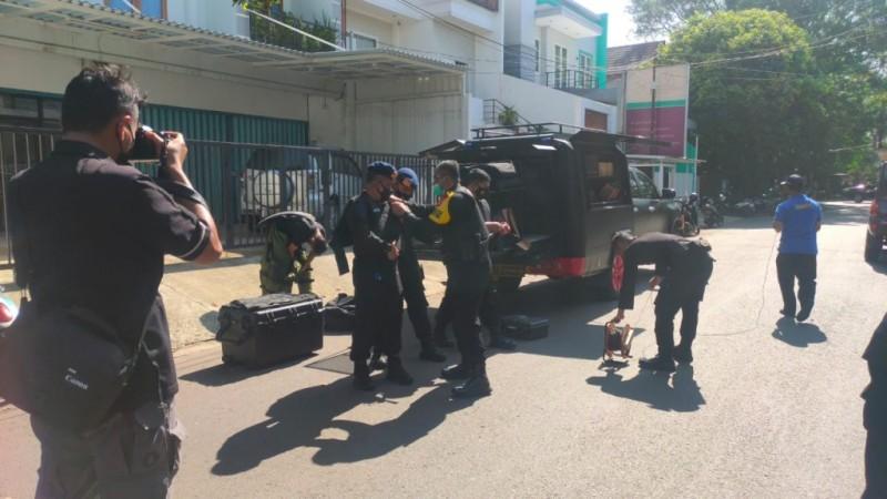 Benda Mencurigakan di Cipinang Diduga Bom Palsu