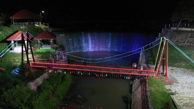 Bendungan Sumur Putri, Calon Destinasi Andalan di Bandar Lampung