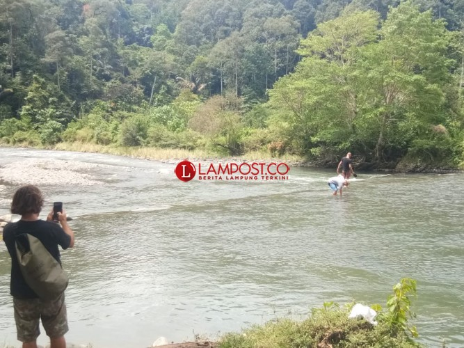 Bendungan Way Krui dan Air Terjun Way Karang, Objek Wisata Alami Banyak Diminati Wisatawan