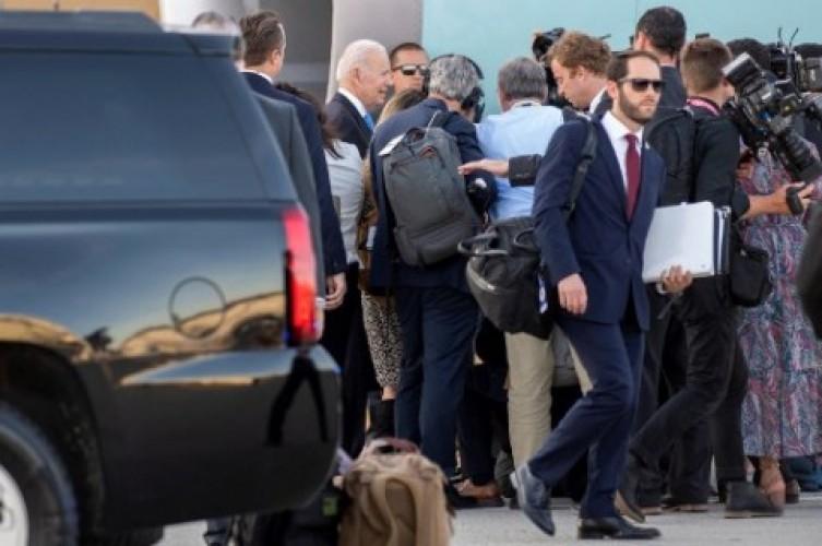 Bentak Reporter, Joe Biden Hadapi Kritikan Tajam