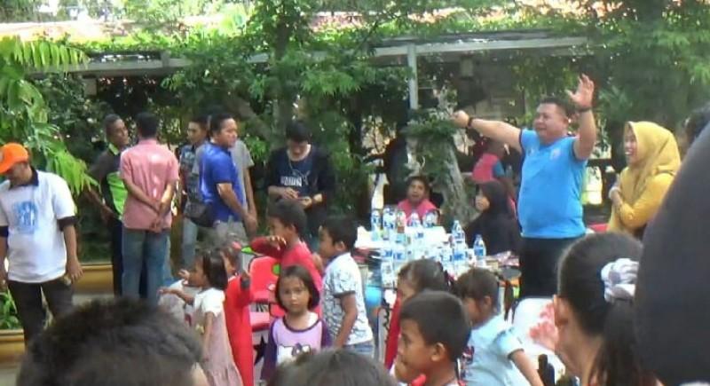 Bentuk Kemanusiaan, Lapas Kalianda Gelar <i>Family Day</i> Warga Binaan