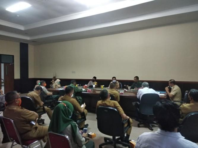 Berbagai Upaya Pemkab Tubaba Halau Covid-19