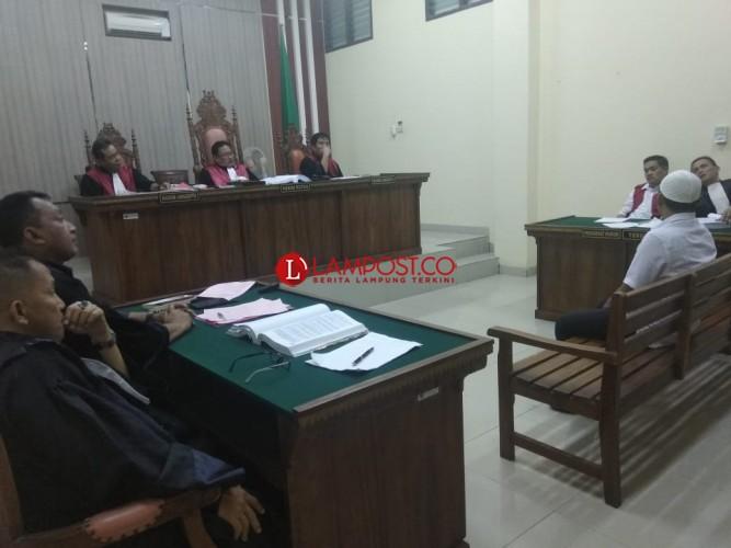 Berbelit di Sidang, Hakim Minta Marzuli Diproses Beri Keterangan Palsu