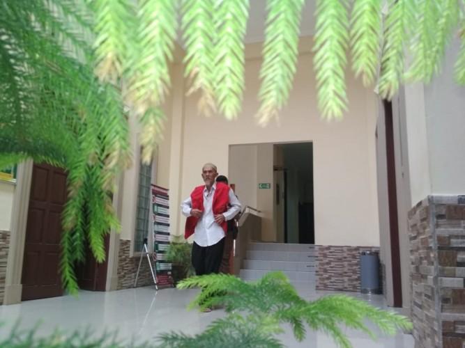 Berbuat Asusila, Seorang Kakek Didakwa Pasal Perlindungan Anak