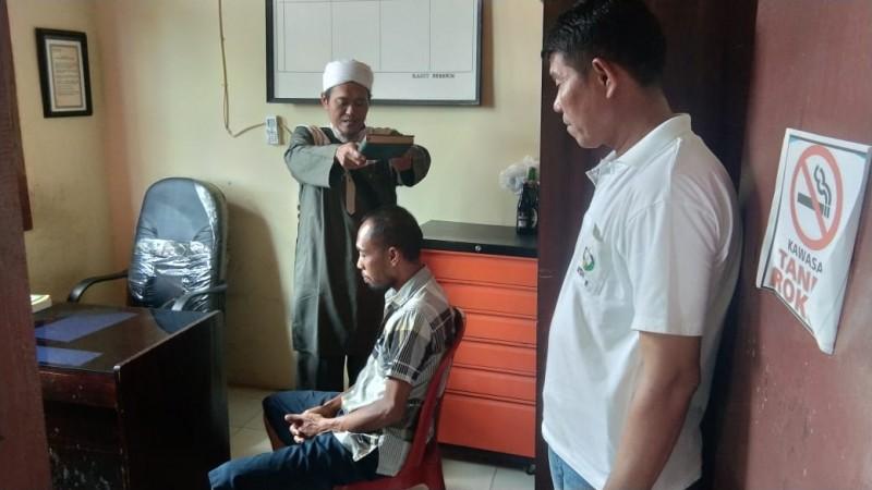 Beri Laporan Palsu Korban Begal, Warga Lambu Kibang Ditangkap