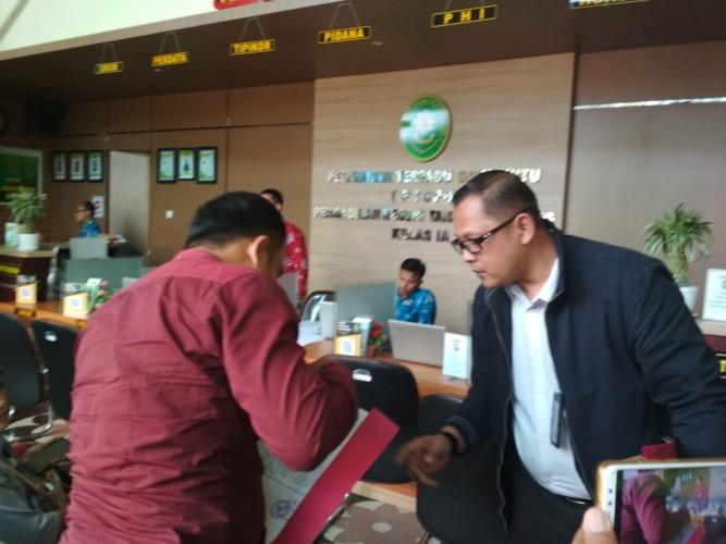 Berkas Dua Penyuap Bupati Lampura Dilimpahkan ke Pengadilan
