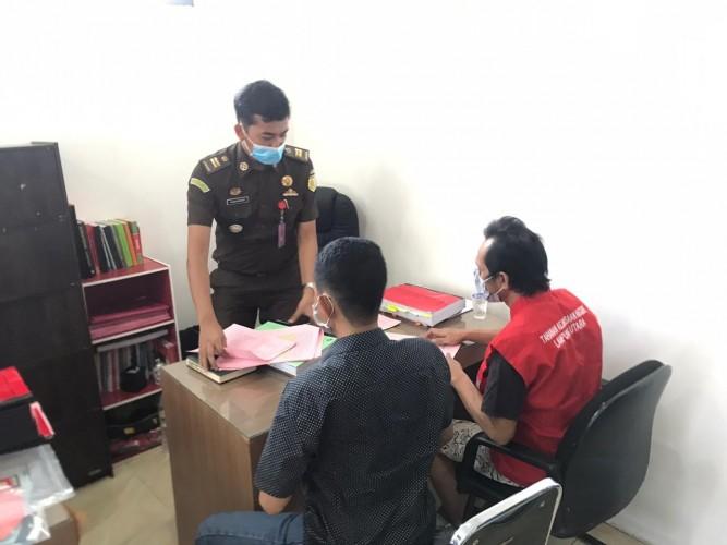 Berkas Kasus Korupsi DD Talang Jembatan Dilimpahkan ke Kejari Lampura