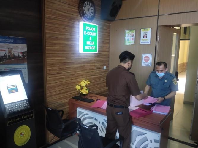 Berkas Korupsi Benih Jagung Didaftarkan ke PN Tanjungkarang