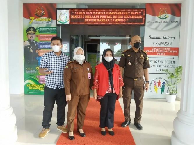 Kasus Eks Bendahara BPBD Bandar Lampung segera Disidangkan