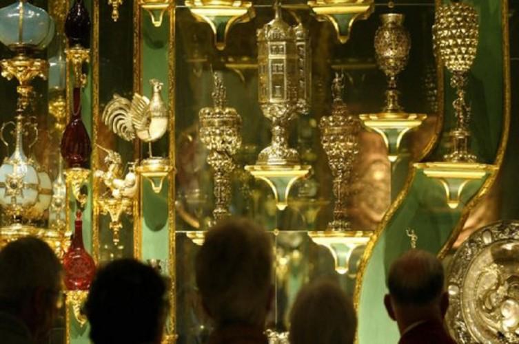 Berlian Senilai 15 Triliun Dicuri dari Museum Jerman