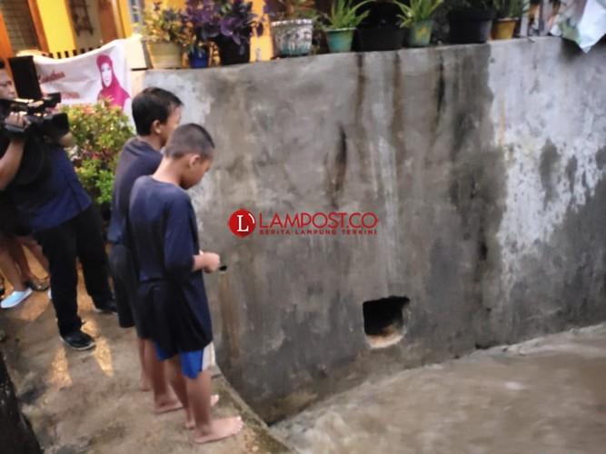 Bermain Air, Bocah di Kupang Teba Terseret Arus Sungai