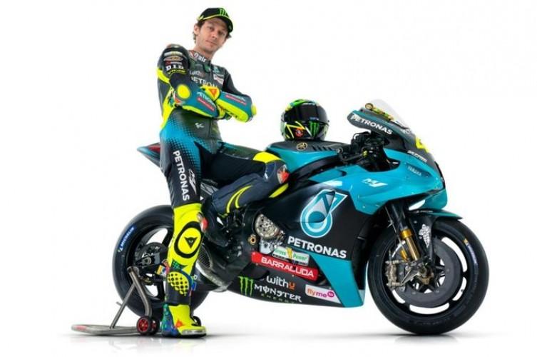Berseragam Petronas Yamaha, Begini Perasaan Valentino Rossi