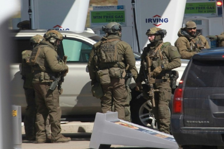 Bertambah Lagi, Korban Penembakan di Kanada Jadi 23