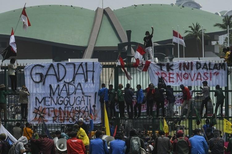 Besok Ribuan Mahasiswa Demo di Istana