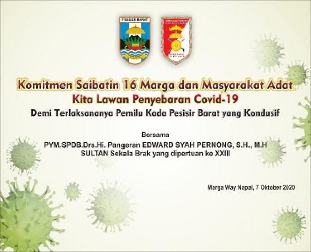 Besok, SPDB Edward Syah Pernong Kunjungi Pesisir Barat