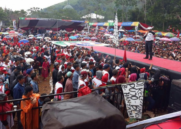 Besok, Via Vallen dan Hijau Daun Meriahkan Deklarasi Pujo Pesibar