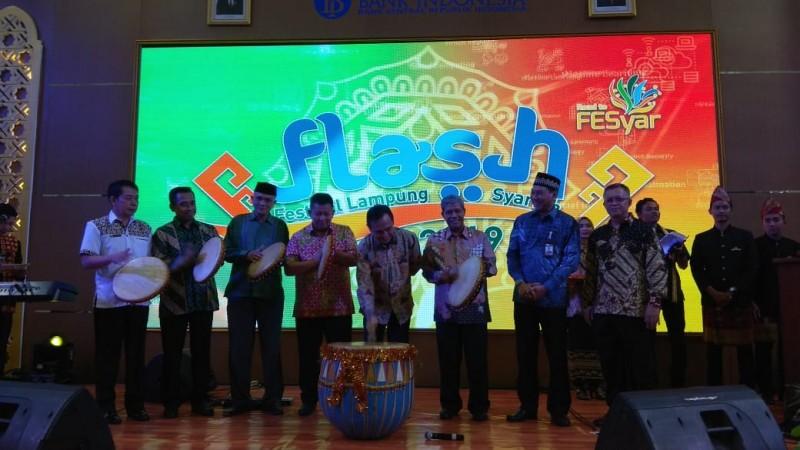 BI Gelar Festival Lampung Syariah di MBK