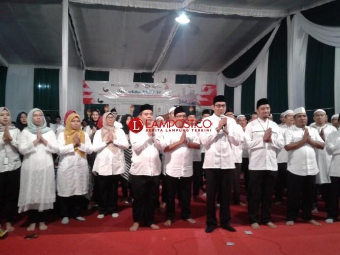 BI Perwakilan Lampung Gelar Gema Takbiran