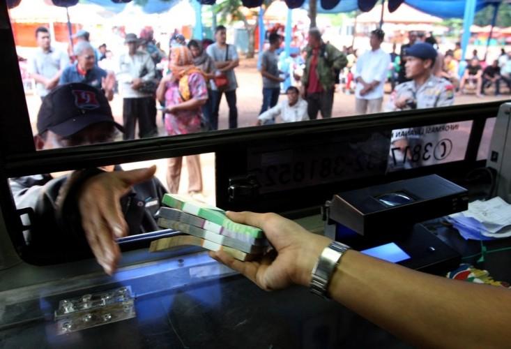 BI Siapkan Rp217,1 Triliun untuk Penukaran Uang Lebaran