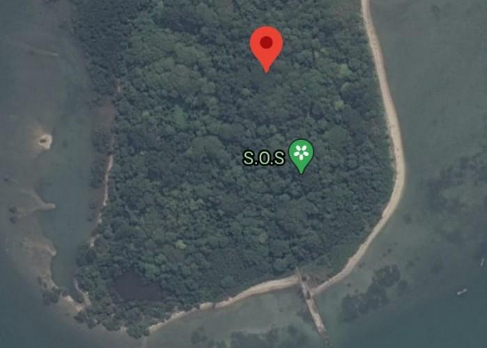 Bikin Heboh, Google Hapus Tanda SOS di Pulau Laki