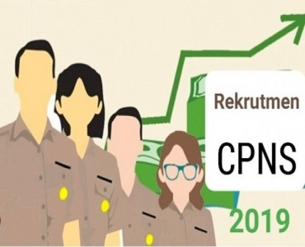 BKD Kota Verifikasi Berkas Pendaftar CPNS