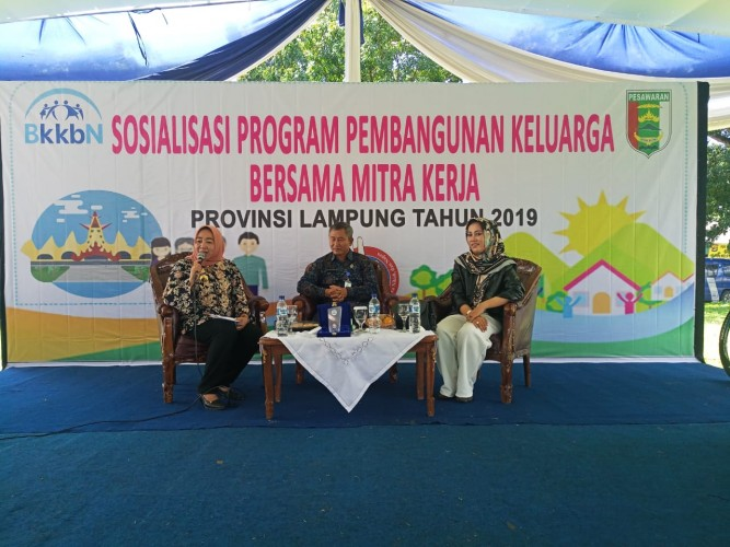 BKKBN Gelar Sosialisasi Remaja Generasi Berencana di Hanura