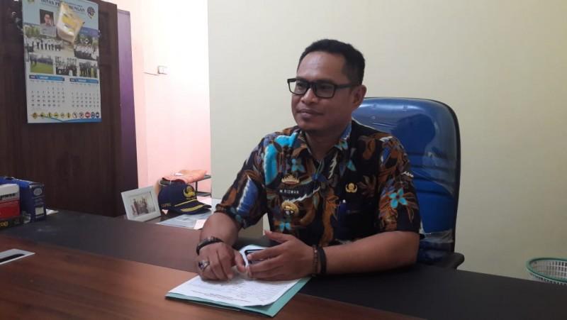 BKPPD Lamtim Tunggu Putusan Inkrah Pecat Lima PNS Korup