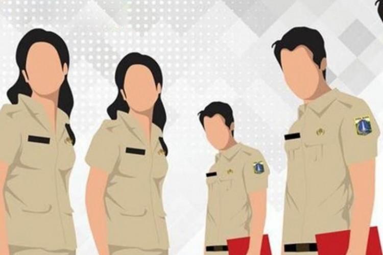 BKPSDM Tanggamus Hadiri Rakor Penetapan Jadwal Tes CPNS