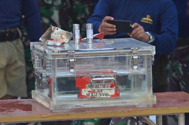 Black Box Sriwijaya Air SJ-182 Ditemukan