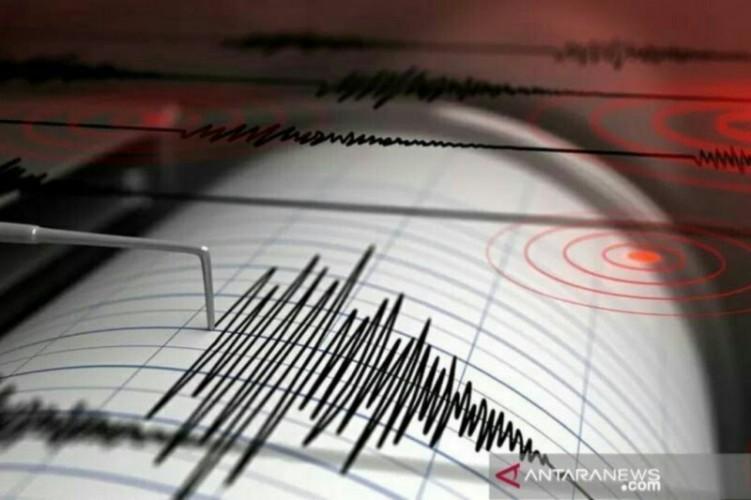 BMKG Catat Gempa Magnitudo 6,0 Guncang Keerom Papua