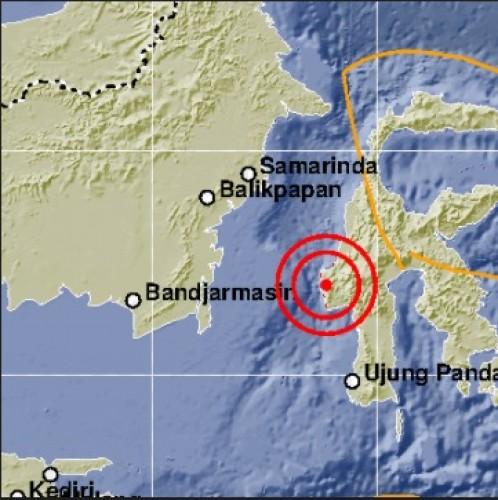 BMKG: Gempa Susulan Sulbar Tak Berpotensi Tsunami