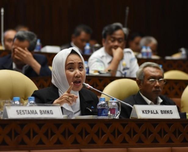 BMKG Prediksi Cuaca Ekstrem Landa Lampung 5—10 Januari
