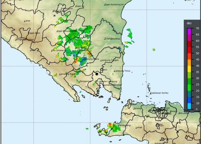 BMKG: Waspadai Cuaca Buruk di Tujuh Daerah