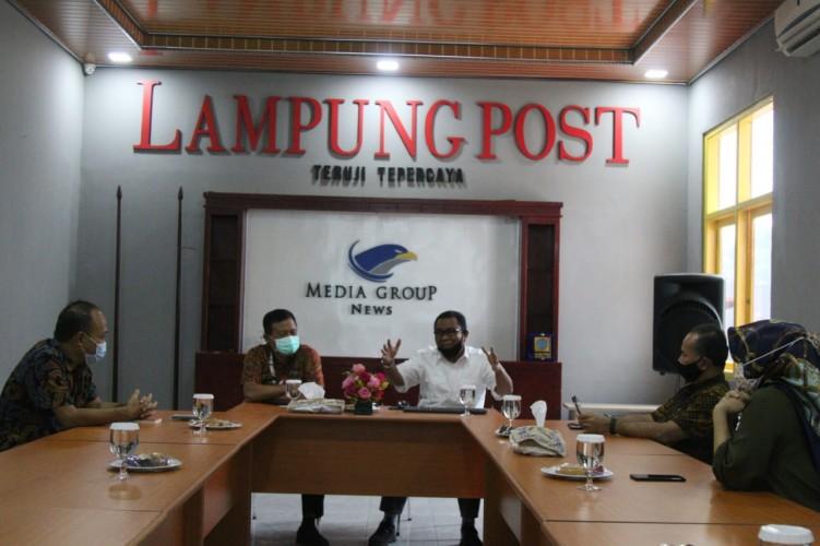 BNNP Lampung Siapkan 10 Desa Bersinar