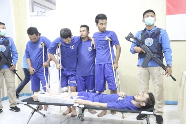Pengedar 41,6 Kg Sabu Asal Aceh Ditembak Mati