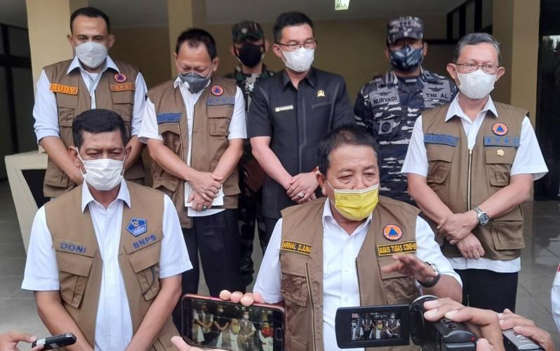 BNPB Jelaskan Penyebab Lampung Jadi Langganan Gempa