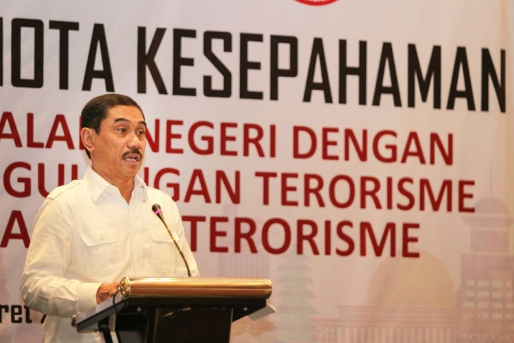 BNPT Enggan Rilis Jumlah TNI Terpapar Radikalisme