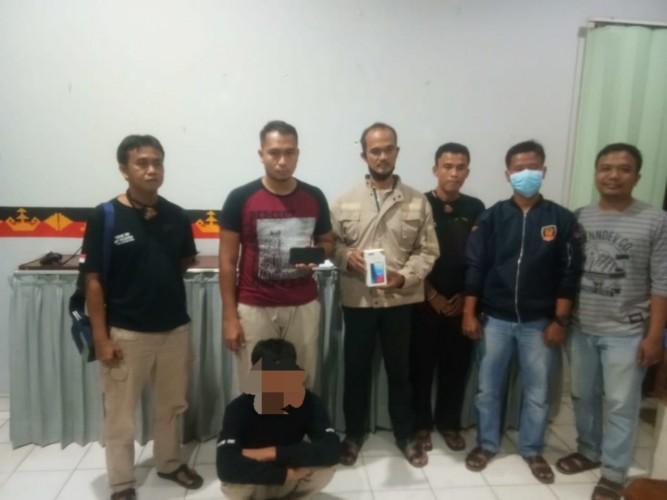 Bobol Rumah, Pelajar di Lampura Dibekuk Polisi