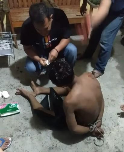Bobol Tiga Rumah dalam Semalam, Aksi Pencuri Berakhir Dihajar Massa