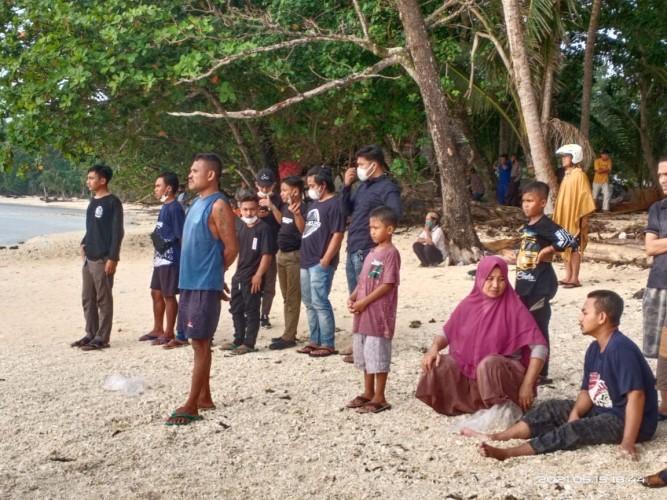 Bocah 13 Tahun Terseret Arus di Pantai Pekon Way Redak