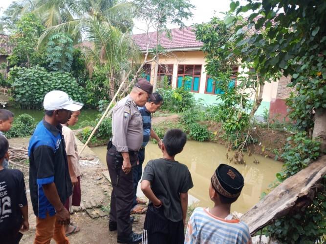 Bocah 8 Tahun di Gadingrejo Tewas Tenggelam