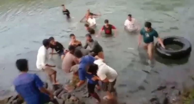 Bocah 9 Tahun Tewas Tenggelam di Bendungan Way Krui