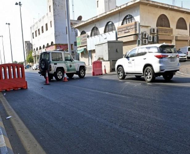Bom Meledak di Jeddah Arab Saudi