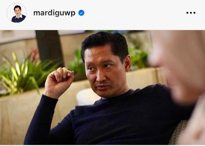 Bossman Mardigu Pemberi Bumbu Konspirasi