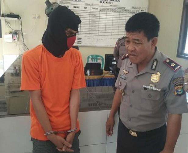 Boy Tertangkap Bawa Sabu Senilai Rp32 Juta untuk Tahun Baru