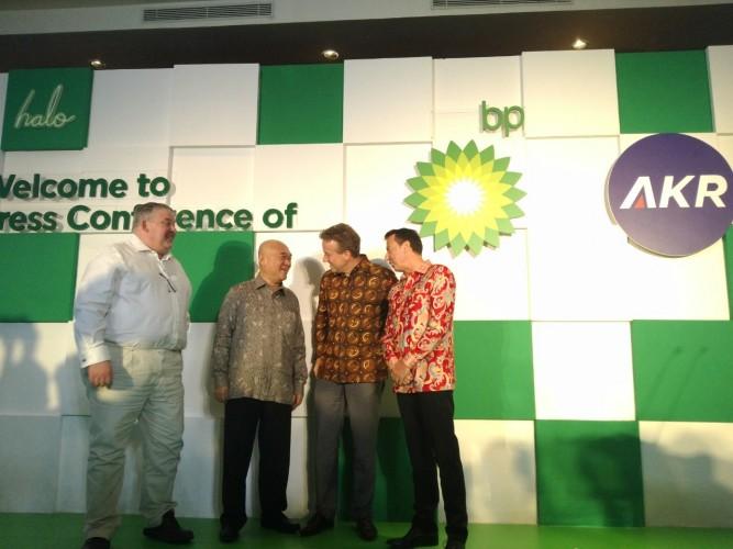 BP-AKR Resmi Buka Empat SPBU di Indonesia