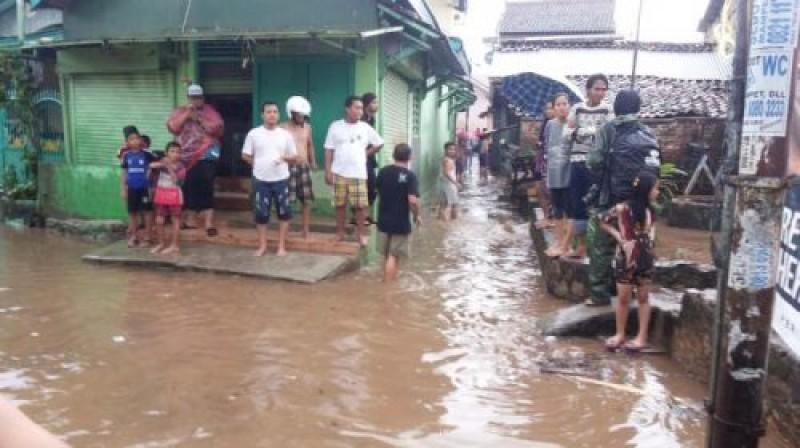 BPBD Antisipasi Daerah Rawan Banjir