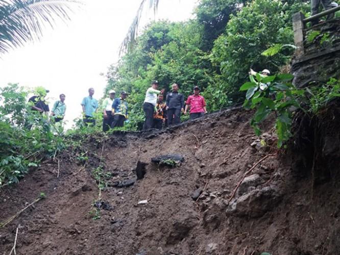 BPBD Bandar Lampung Beberkan Langkah Antisipasi Bencana Longsor