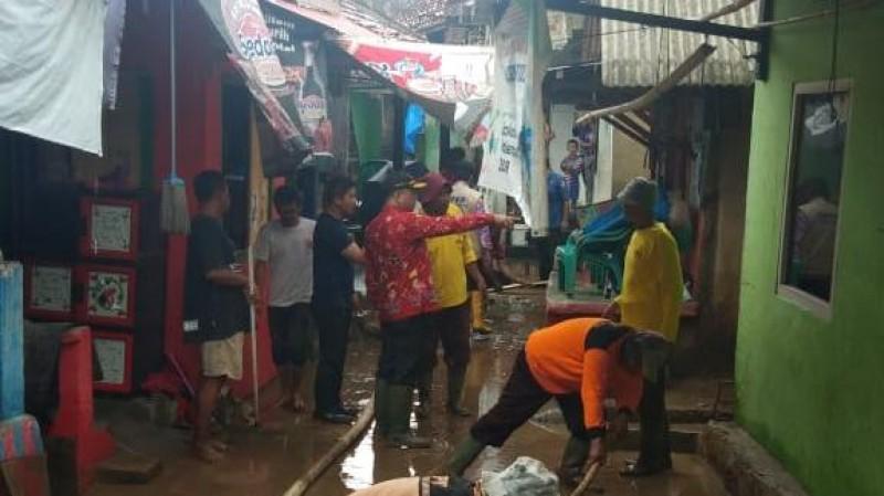 BPBD Bandar Lampung: Empat Titik Terdampak Banjir