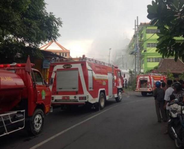 BPBD Bandar Lampung Tambah 5 Unit Mobil Damkar